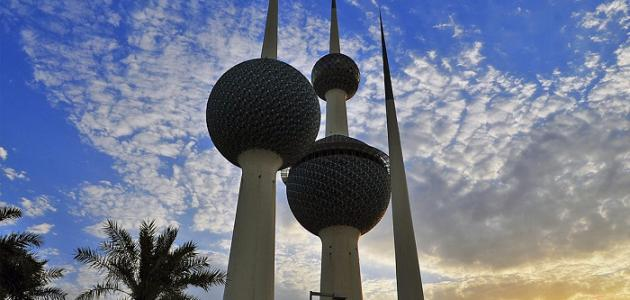 صورة متى تم بناء أبراج الكويت