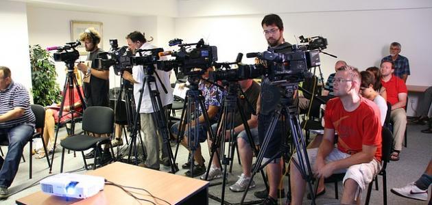 صورة تعريف حرية الصحافة