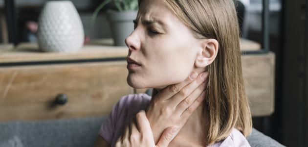 صورة التهاب البلعوم المزمن