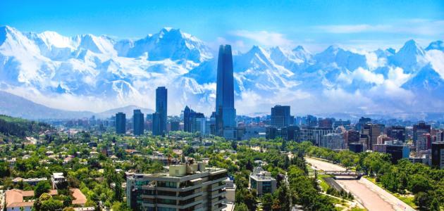 صورة معلومات عن دولة تشيلي