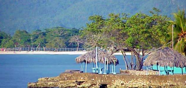 صورة أين تقع جزر جامايكا