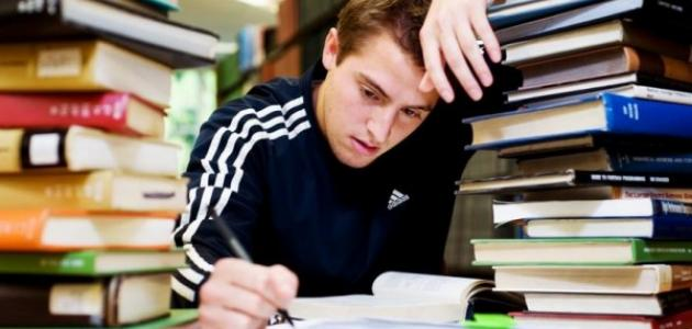 صورة كيف أتخلص من قلق الامتحانات