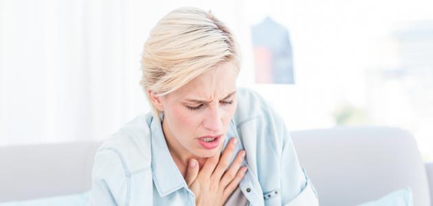 صورة أعراض نقص التروية القلبية