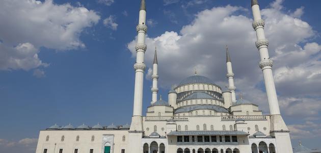صورة أجر بناء مسجد