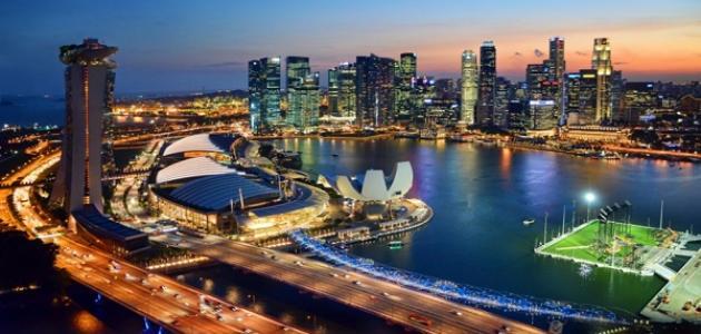 صورة الهجرة إلى سنغافورة
