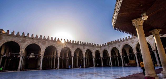 صورة أهم أعمال عمرو بن العاص