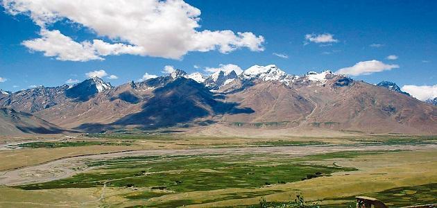 صورة أهمية الجبال
