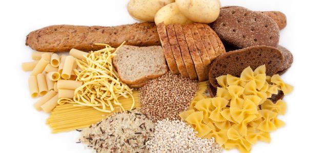 صورة ما هي اطعمة الكربوهيدرات