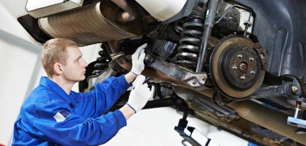صورة كيف أتعلم ميكانيكا السيارات