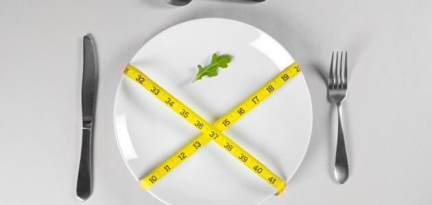 صورة ما أسباب فقدان الوزن