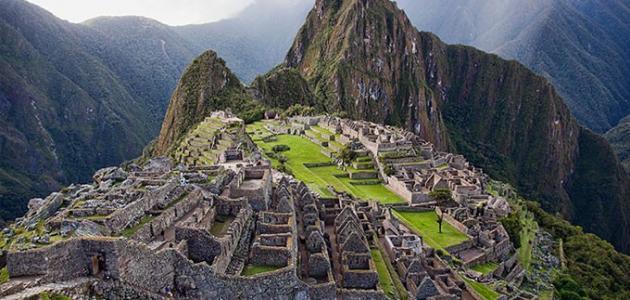 صورة أين تقع البيرو