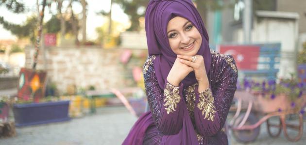 صورة طرق لف الحجاب