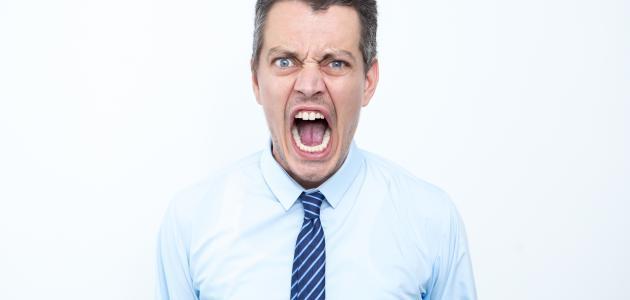صورة ما هي أسباب الغضب