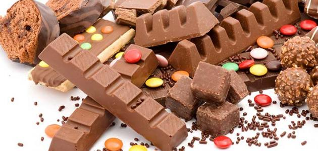 صورة أضرار السكريات