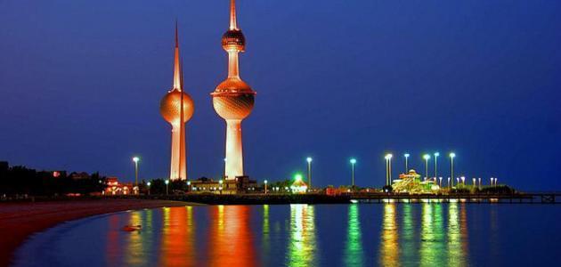 صورة كم مساحة دولة الكويت
