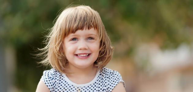 صورة طريقة لتفتيح بشرة الأطفال