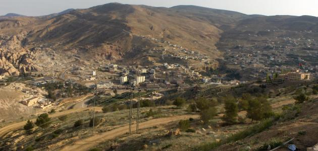 صورة أكبر محافظة في الأردن