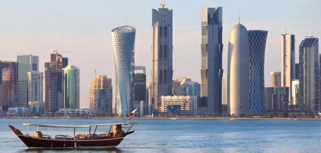 صورة أهم معالم قطر