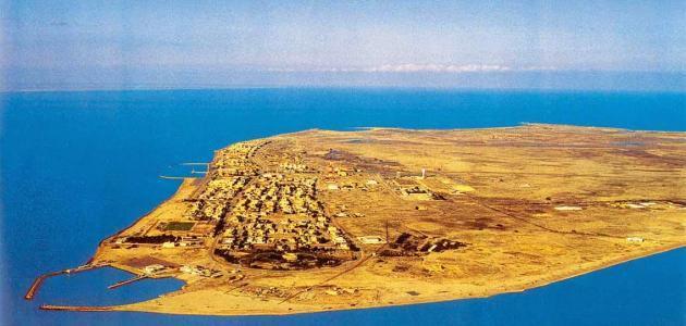 صورة عدد الجزر في الكويت