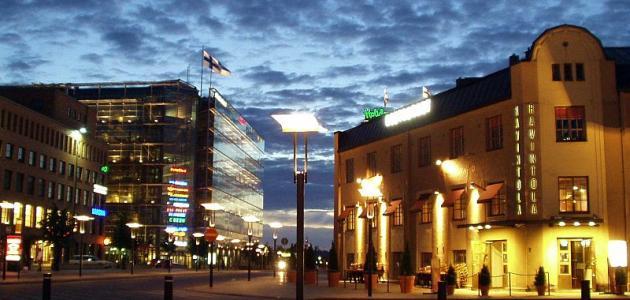 صورة مدينة هلسنكي السياحية
