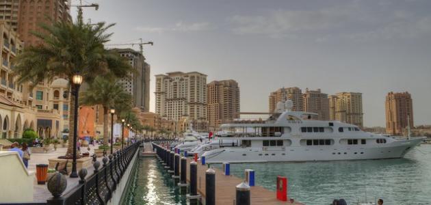 صورة أبرز المعالم السياحية في قطر