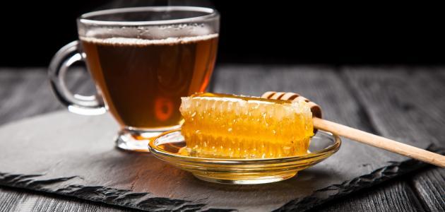 صورة علاج قرحة المعدة بالعسل