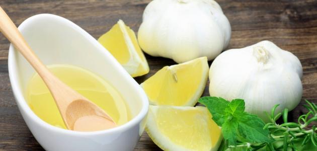 صورة كيفية عمل عصير الليمون للبشرة