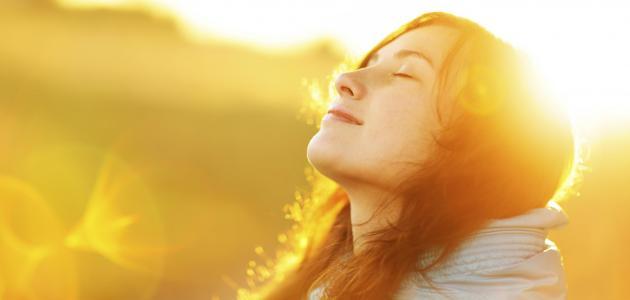 صورة مدة التعرض للشمس للحصول على فيتامين د