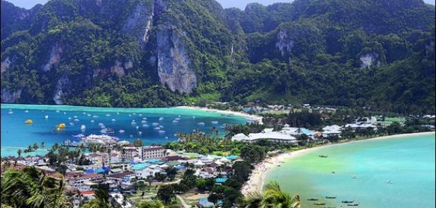 صورة جزر تايلاند