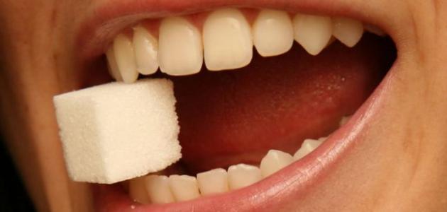 صورة أنواع السكريات