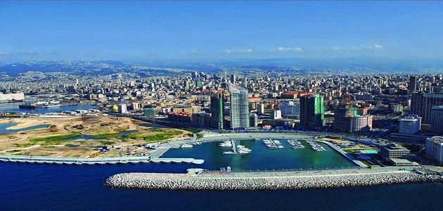 صورة ما هو عدد محافظات لبنان