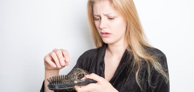 صورة كيفية معالجة الشعر التالف