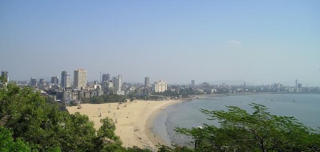 صورة أكبر مدن الهند اسمها السابق بومباي