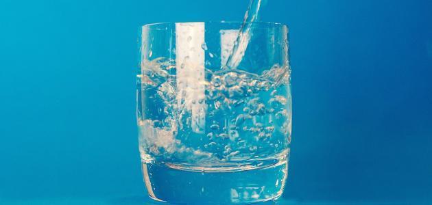 صورة الماء ومصادره