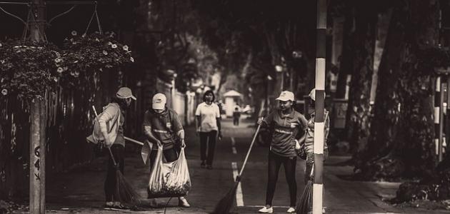 صورة حكمة عن النظافة