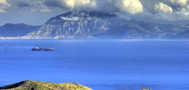 صورة جديد أين يقع مضيق جبل طارق