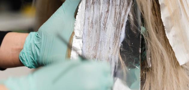 صورة جديد طريقة تخصيل الشعر بالقصدير