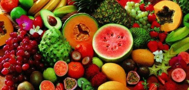 صورة جديد أنواع الفواكه