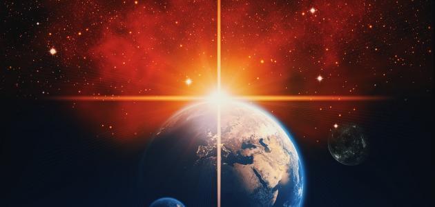 صورة جديد لماذا خلق الله الكون
