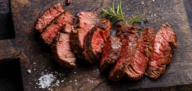 صورة جديد طريقة عمل كص اللحم بالبيت