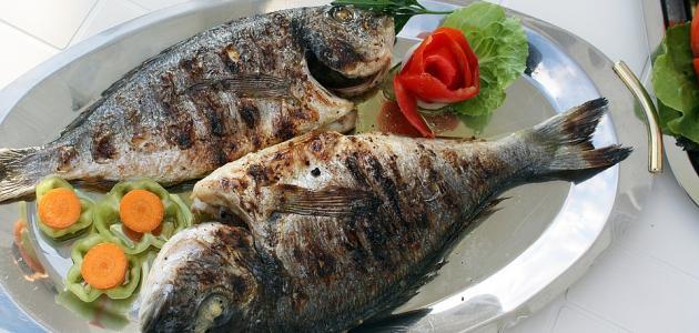 صورة جديد كيفية تحضير سمكة كبيرة في الفرن