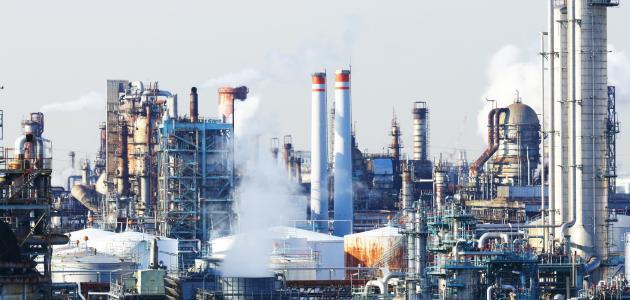 صورة جديد كيفية تكرير النفط الخام