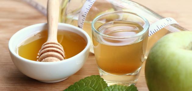 صورة جديد فوائد خل التفاح مع العسل