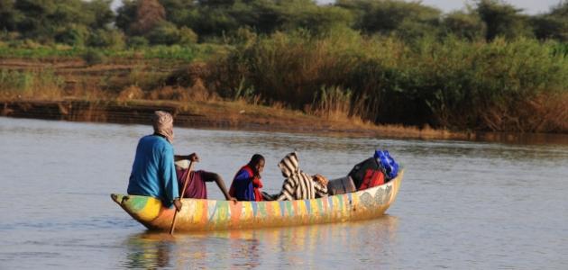 صورة جديد أين يصب نهر السنغال