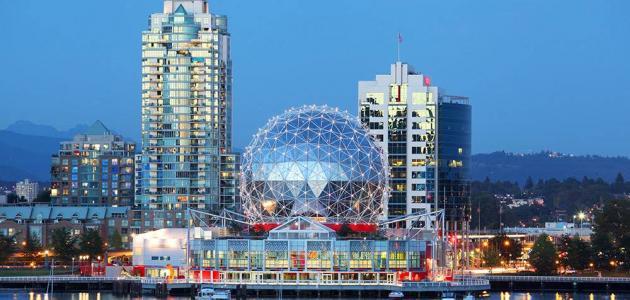 صورة جديد مدينة فانكوفر الكندية
