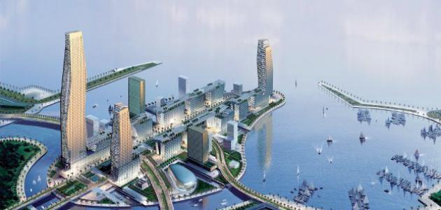 صورة جديد المدن الصناعية