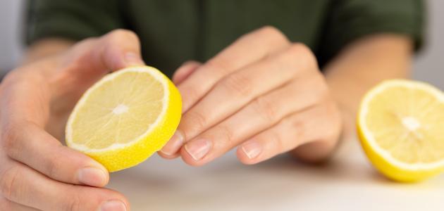 صورة جديد إزالة رائحة الثوم من اليد