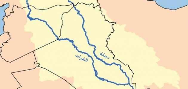 صورة جديد من أين ينبع نهر دجلة والفرات