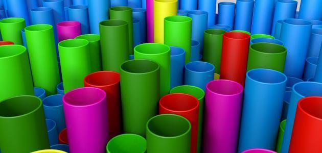 صورة جديد مم يصنع البلاستيك