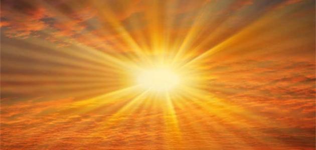 صورة جديد متى تكون أشعة الشمس ضارة